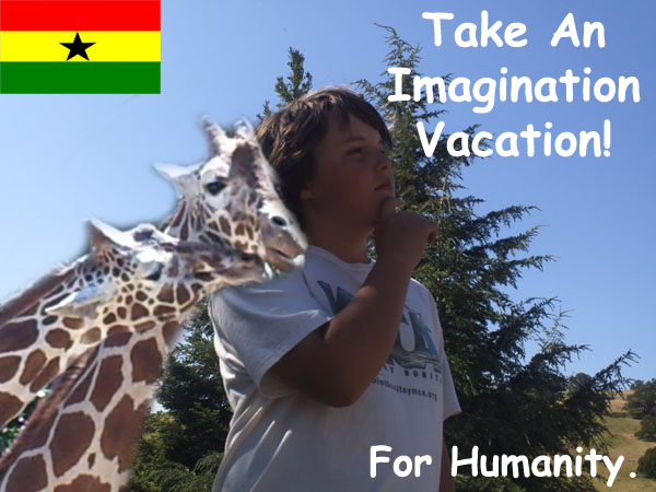 Imagination Vacation!